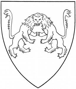 Lion bicorporate (Period)