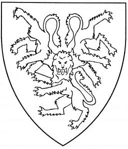 Lion tricorporate (Period)