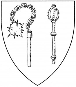 Morningstar (Accepted); civic mace (Accepted)