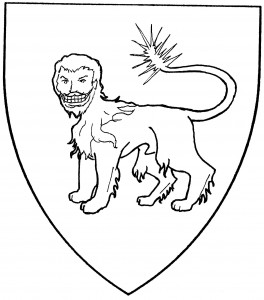 Manticore statant guardant (Accepted)