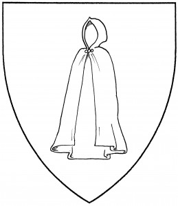 Hooded cloak (Accepted)