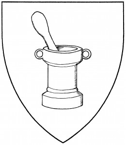 Mortar and pestle (Period)