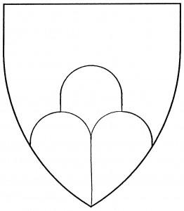 Trimount, or mount of three hillocks (Period)