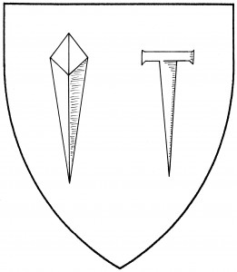 Passion nail (Period); tiler's nail (Period)