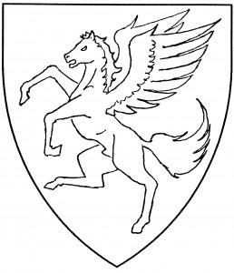 Pegasus segreant (Period)