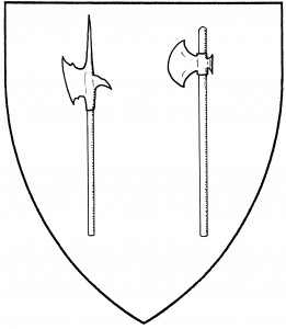 Halberd (Period); pole-axe (Period)