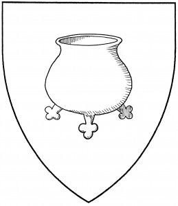 Three-footed pot (Accepted)
