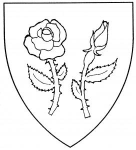 """""""Garden rose"""" slipped and leaved (SFPP); garden rosebud slipped and leaved (Disallowed)"""