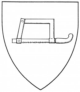 Goldsmith's framesaw (Period)