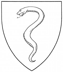 Serpent erect (Period)