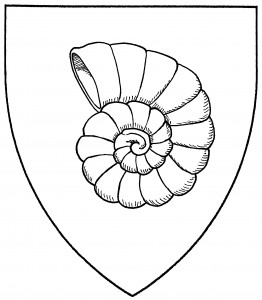 Snail shell (Period)