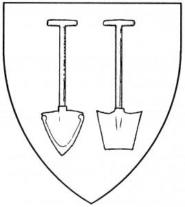 Spade (Period); shovel (Period)