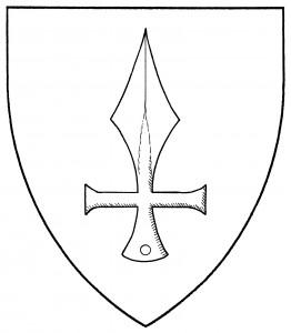 Boar-spear head (Period)
