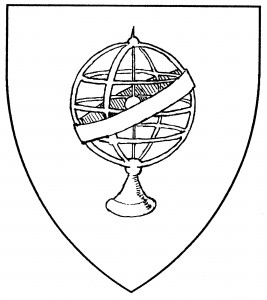 Sphere, or armillary sphere (Period)