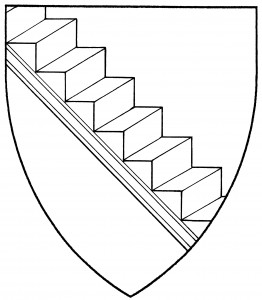 Staircase bendwise (Period)