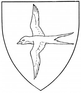 Swallow volant (Period)