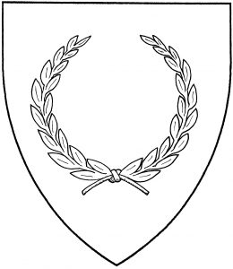 Laurel wreath (Period/Reserved)
