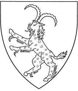 Beaufort yale rampant (Period)
