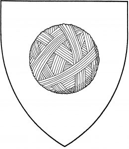 Clew of yarn (Period)